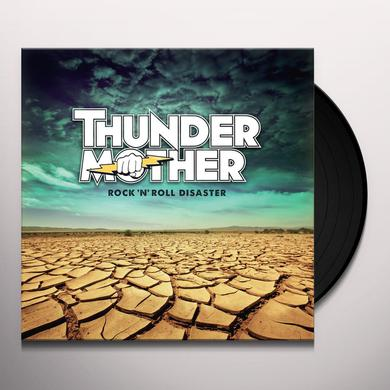 Thundermother ROCK N ROLL DISASTER Vinyl Record