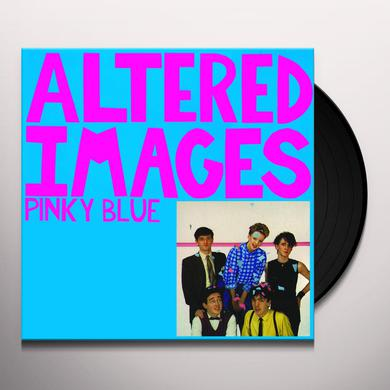 Altered Images PINKY BLUE Vinyl Record