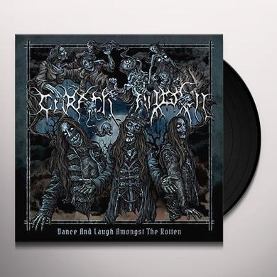 Carach Angren DANCE & LAUGH AMONGST THE ROTTEN (BLUE VINYL) Vinyl Record
