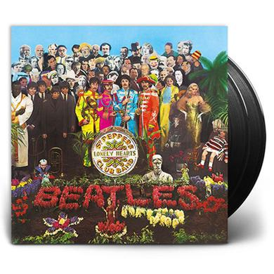 The Beatles Sgt. Pepper's Lonely Hearts Club Band 2 Deluxe LP (Anniversary Edition) Vinyl Record