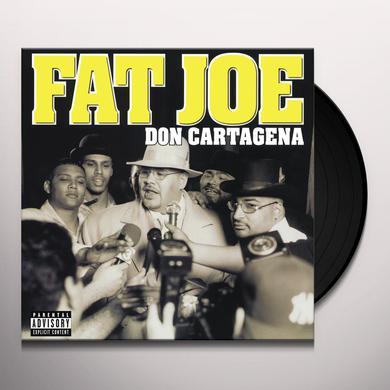 Fat Joe DON CARTAGENA Vinyl Record