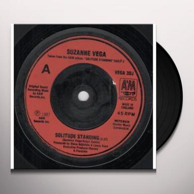 Suzanne Vega SOLITUDE STANDING Vinyl Record