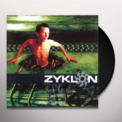 Zyklon WORLD OV WORMS Vinyl Record
