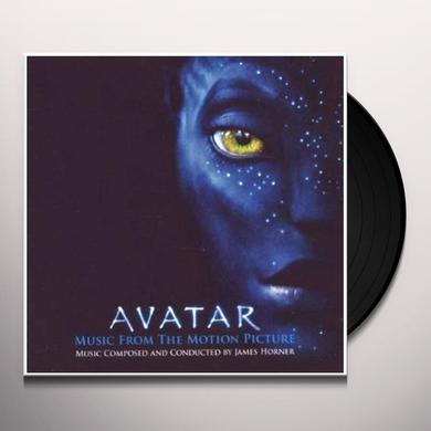 James Horner AVATAR / O.S.T. Vinyl Record