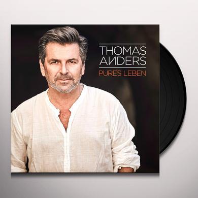 Thomas Anders PURES LEBEN Vinyl Record