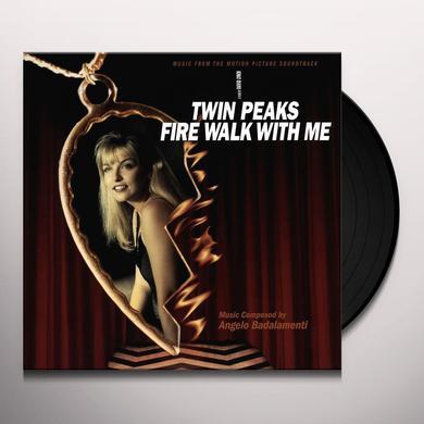 Angelo Badalamenti TWIN PEAKS: FIRE WALK WITH ME / O.S.T. Vinyl Record