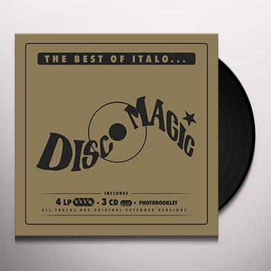 BEST OF ITALO DISCOMAGIC / VARIOUS Vinyl Record
