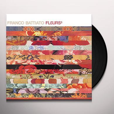 Franco Battiato FLEURS 3 Vinyl Record