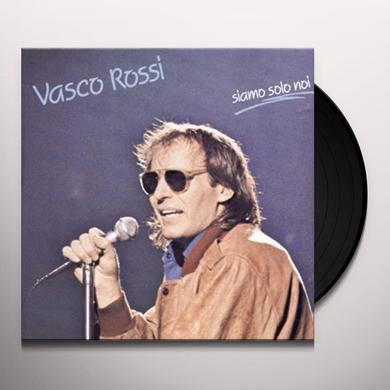 Vasco Rossi SIAMO SOLO NOI Vinyl Record