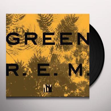 R.E.M. GREEN Vinyl Record