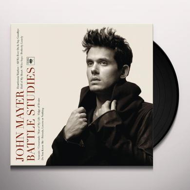 John Mayer BATTLE STUDIES Vinyl Record
