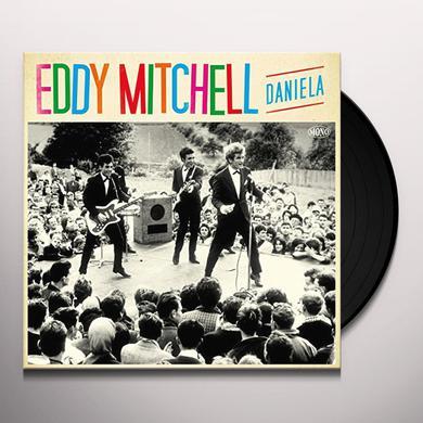 Eddy Mitchell DANIELA Vinyl Record