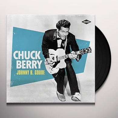 Chuck Berry JOHNNY B GOODE Vinyl Record