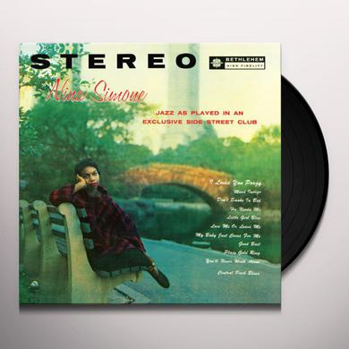 Nina Simone LITTLE BLUE GIRL Vinyl Record