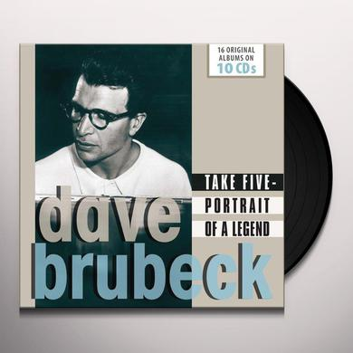 Dave Brubeck TAKE FIVE Vinyl Record
