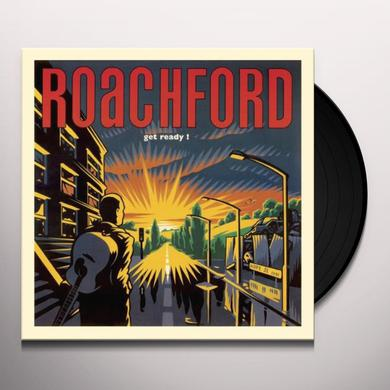 Roachford GET READY Vinyl Record