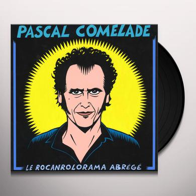 Pascal Comelade LE ROCANROLORAMA ABREGE Vinyl Record