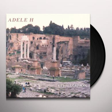 Adele H CIVILIZATION Vinyl Record