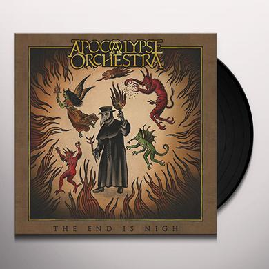 Apocalypse Orchestra END IS NIGH Vinyl Record