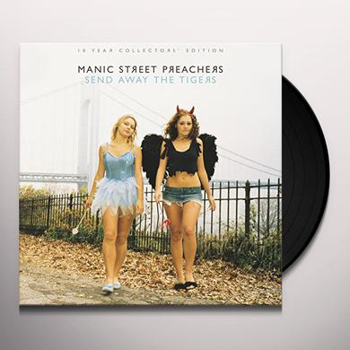 Manic Street Preachers SEND AWAY THE TIGERS 10 YEAR COLLECTORS EDITION Vinyl Record