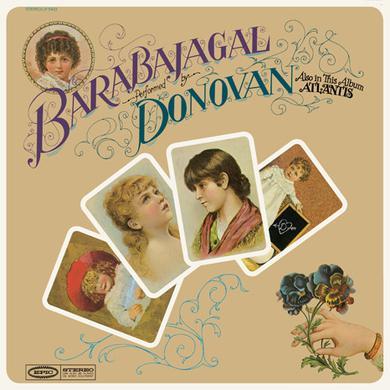 Donovan BARABAJAGAL Vinyl Record