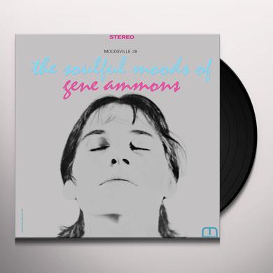 SOULFUL MOODS OF GENE AMMONS Vinyl Record