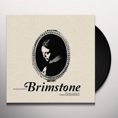 Tom Holkenborg BRIMSTONE / O.S.T. Vinyl Record