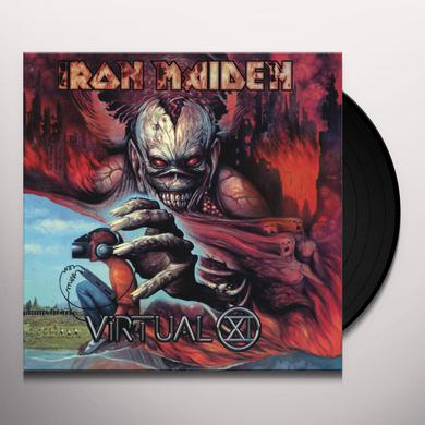 Iron Maiden VIRTUAL XI Vinyl Record