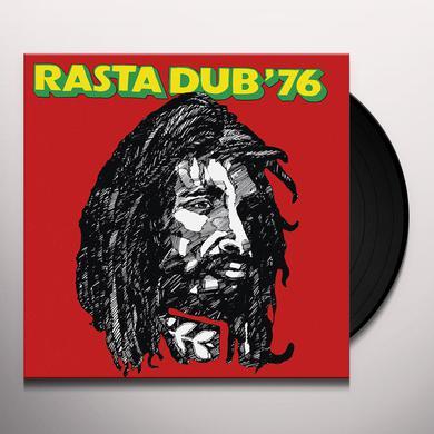Aggrovators RASTA DUB '76 Vinyl Record