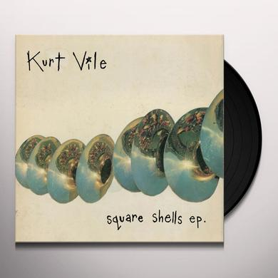 Kurt Vile SQUARE SHELLS Vinyl Record