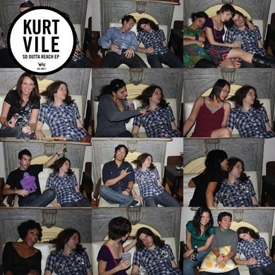 Kurt Vile SO OUTTA REACH Vinyl Record
