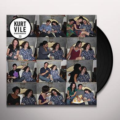 Kurt Vile SO OUTTA REACH Vinyl Record