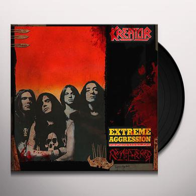 Kreator EXTREME AGGRESSION Vinyl Record