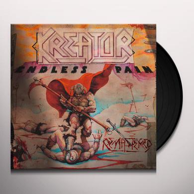 Kreator ENDLESS PAIN Vinyl Record