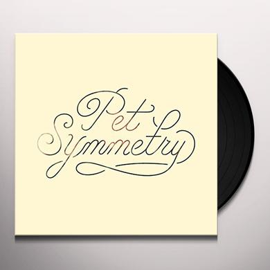 Pet Symmetry VISION Vinyl Record