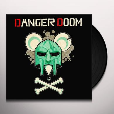 Dangerdoom MOUSE & THE MASK: OFFICIAL METALFACE VERSION Vinyl Record