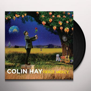 Colin Hay FIERCE MERCY Vinyl Record