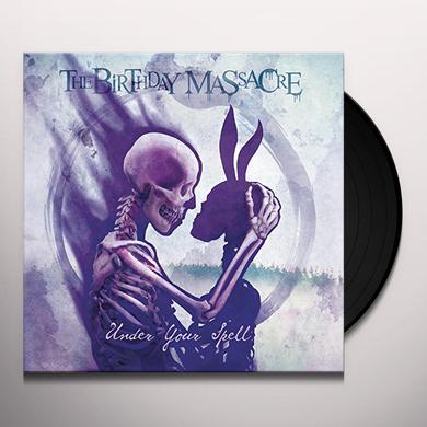Birthday Massacre UNDER YOUR SPELL Vinyl Record