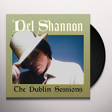 Del Shannon DUBLIN SESSIONS Vinyl Record