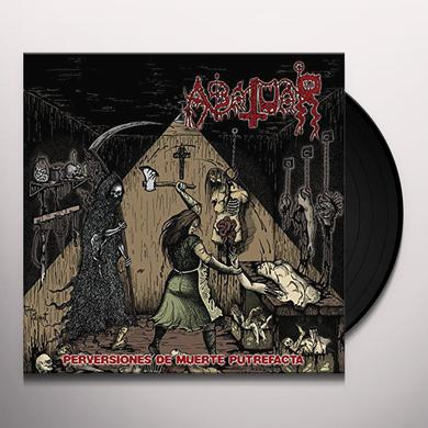 Abatuar PERVERSIONES DE MUERTE PUTREFACTA Vinyl Record