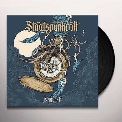 STAATSPUNKROTT NORDOST (CLEAR VINY) Vinyl Record