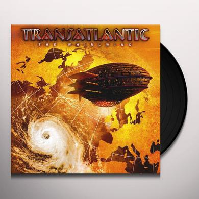 Transatlantic WHIRLWIND (CLEAR VINYL) Vinyl Record