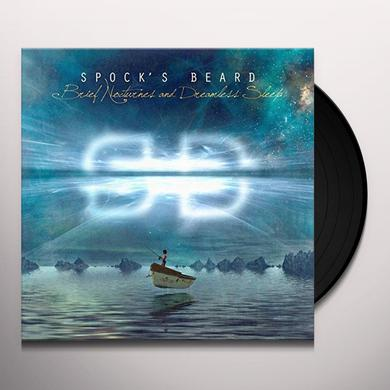 Spock'S Beard BRIEF NOCTURNES & DREAMLESS SLEEP (CLEAR VINYL) Vinyl Record