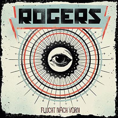 Rogers FLUCHT NACH VORN (ORANGE VINYL) Vinyl Record