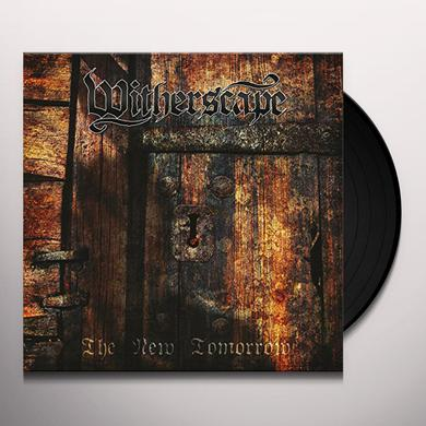 Witherscape NEW TOMORROW (RED VINYL) Vinyl Record