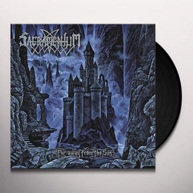 Sacramentum FAR AWAY FROM THE SUN (PICTURE VINYL) Vinyl Record