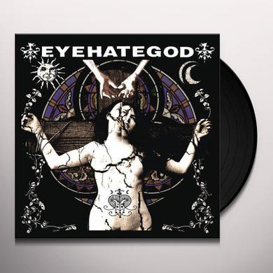 EYEHATEGOD (SILVER VINYL) Vinyl Record
