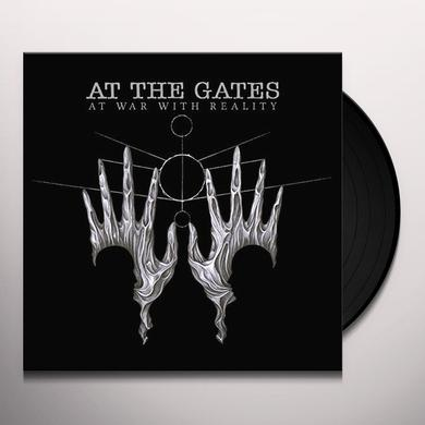 At The Gates AT WAR WITH REALITY Vinyl Record