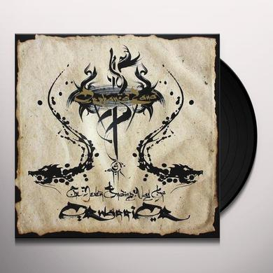 Orphaned Land NEVER ENDING WAY OF ORWARRIOR Vinyl Record