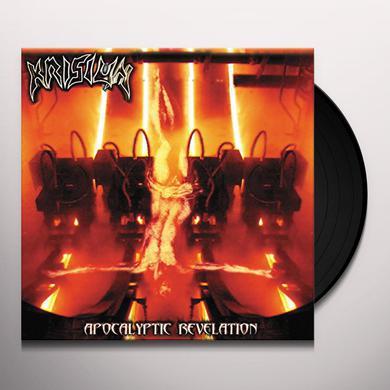 Krisiun APOCALYPTIC REVELATION Vinyl Record